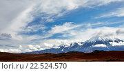 Вулкан Камчатки. Стоковое фото, фотограф Pavel Reband / Фотобанк Лори