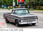 Купить «Ford F-series», фото № 22547226, снято 12 сентября 2013 г. (c) Art Konovalov / Фотобанк Лори