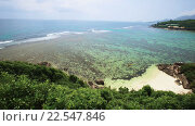 Купить «Панорама Сейшельских островов», видеоролик № 22547846, снято 7 февраля 2016 г. (c) Алексей Собченко / Фотобанк Лори