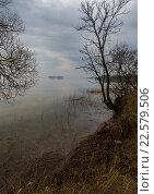 Туманный пейзаж. Стоковое фото, фотограф Игорь Горелик / Фотобанк Лори