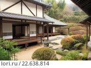 Купить «Japan, Takahashi, Raikyuji Temple, garden, Okayama Prefecture,.», фото № 22638814, снято 27 января 2016 г. (c) age Fotostock / Фотобанк Лори
