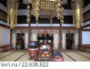 Купить «Japan, Takahashi, Raikyuji Temple, interior, Okayama Prefecture,.», фото № 22638822, снято 27 января 2016 г. (c) age Fotostock / Фотобанк Лори