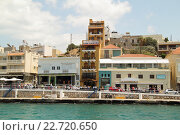 Купить «Агиос Николаос (Греция, Крит). Agios Nikolaos (Greece, Crete)», фото № 22720650, снято 5 июня 2015 г. (c) Хименков Николай / Фотобанк Лори