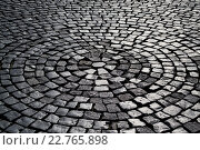 Брусчатка на Дворцовой площади Санкт-Петербурга (2016 год). Стоковое фото, фотограф Константин Пекарь / Фотобанк Лори