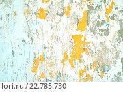 Купить «Текстура старой штукатурки на стене», фото № 22785730, снято 3 мая 2016 г. (c) Зезелина Марина / Фотобанк Лори
