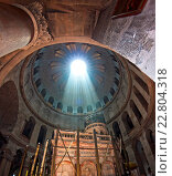 Купить «Church of the Holy Sepulchre», фото № 22804318, снято 30 марта 2020 г. (c) easy Fotostock / Фотобанк Лори