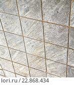 brick in casorate sempione street l y italy. Стоковое фото, фотограф Zoonar/LKPRO / easy Fotostock / Фотобанк Лори
