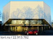 Купить «Hannover, Germany, NDR Landesfunkhaus», фото № 22913782, снято 23 февраля 2016 г. (c) Caro Photoagency / Фотобанк Лори