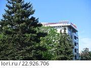 Купить «Отель Grand Hotel Valentina 5* (Гранд Отель Валентина 5 звезд) в городе-курорте Анапа - лучшая гостиница в категории 5 звезд 2008 года», фото № 22926706, снято 30 апреля 2016 г. (c) Елена Александрова / Фотобанк Лори