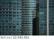 Современное офисное здание. Стоковое фото, фотограф Анфимов Леонид / Фотобанк Лори
