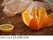 Апельсиновое настроение. Стоковое фото, фотограф Екатерина Давыдова / Фотобанк Лори