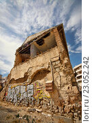 Купить «Старое здание в Ларнаке», фото № 23052242, снято 17 мая 2016 г. (c) Морозова Татьяна / Фотобанк Лори