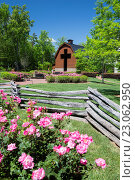 Купить «Charlotte, North Carolina - The Billy Graham Library.», фото № 23062950, снято 27 апреля 2016 г. (c) age Fotostock / Фотобанк Лори
