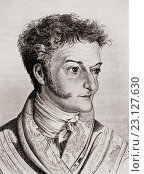 "Купить «Ernst Theodor Amadeus Hoffman, 1776-1822. German writer and composer. From the book ""The Masterpiece Library of Short Stories, Old German, Volume 17"".», иллюстрация № 23127630 (c) age Fotostock / Фотобанк Лори"