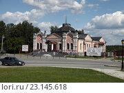 Купить «Губернский музей. Тобольск», эксклюзивное фото № 23145618, снято 19 июня 2016 г. (c) Валерий Акулич / Фотобанк Лори