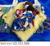 Куклы-обереги. Стоковое фото, фотограф Вячеслав Палес / Фотобанк Лори
