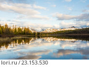 Купить «Улаганский перевал. Алтай», фото № 23153530, снято 6 июня 2016 г. (c) Алексей Ширманов / Фотобанк Лори