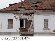 Заброшенный дом в Суздале (2013 год). Стоковое фото, фотограф Серов Николай / Фотобанк Лори