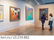 Купить «Картины импрессионистов Анри Матисса в Музее Главного штаба (филиал Государственного Эрмитажа)», фото № 23219882, снято 1 октября 2015 г. (c) Anna P. / Фотобанк Лори