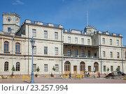 Гатчинский дворец. Редакционное фото, фотограф Вячеслав Воробьёв / Фотобанк Лори