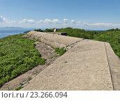 Купить «Форт №9, форт Князя Рюрика», фото № 23266094, снято 3 июля 2016 г. (c) Корнилова Светлана / Фотобанк Лори