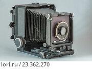 Старая фотокамера. Стоковое фото, фотограф Станислав Мороз / Фотобанк Лори