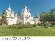 Кремль Ростова Великого (2016 год). Редакционное фото, фотограф Виктор Евстратов / Фотобанк Лори