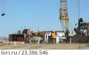 Купить «Строитель идет к месту строительства», видеоролик № 23386546, снято 14 июля 2016 г. (c) worker / Фотобанк Лори
