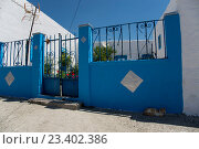 Греческий дом (2015 год). Стоковое фото, фотограф Александр Громов / Фотобанк Лори