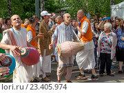 Москва, Россия - август 14, 2016: День Индии в парке «Сокольники» Редакционное фото, фотограф Galina Barbieri / Фотобанк Лори