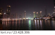 View of Hong Kong during sunset hour (2014 год). Стоковое видео, видеограф Elnur / Фотобанк Лори