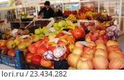 На рынке. Стоковое фото, фотограф Владимир Кушнарёв / Фотобанк Лори
