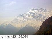 Гора Аннапурна 2 (7937 м.) Стоковое фото, фотограф Иван Прокопович / Фотобанк Лори