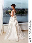 Купить «Красивая невеста», фото № 23439362, снято 7 июля 2016 г. (c) Морозова Татьяна / Фотобанк Лори
