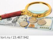 Купить «Деньги», эксклюзивное фото № 23467942, снято 3 сентября 2016 г. (c) Яна Королёва / Фотобанк Лори