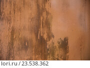 Купить «close up of old rusty metal surface», фото № 23538362, снято 27 июня 2016 г. (c) Syda Productions / Фотобанк Лори