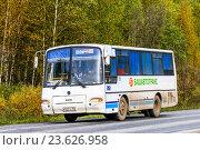 Купить «KAvZ 4235 Avrora», фото № 23626958, снято 22 сентября 2016 г. (c) Art Konovalov / Фотобанк Лори