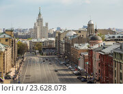Купить «Исторический центр Москвы», фото № 23628078, снято 1 мая 2016 г. (c) Олег Жуков / Фотобанк Лори