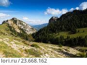 Купить «Beautiful mountain landscape», фото № 23668162, снято 19 января 2019 г. (c) Яков Филимонов / Фотобанк Лори