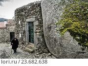 Купить «The medieval village of Monsanto in the municipality of Idanha-a-Nova, Monsanto, Beira, Portugal, Europe», фото № 23682638, снято 22 апреля 2016 г. (c) age Fotostock / Фотобанк Лори