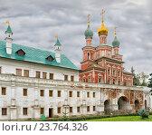 Новодевичий монастырь (2016 год). Стоковое фото, фотограф Depth / Фотобанк Лори