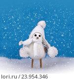 Christmas decor. Winter holidays. Стоковое фото, фотограф ElenArt / Фотобанк Лори