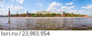 Купить «Московский кремль», фото № 23983954, снято 12 июля 2011 г. (c) Дмитрий Тищенко / Фотобанк Лори