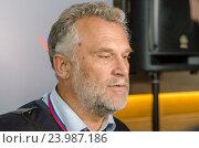 Чалый Алексей Михайлович (2016 год). Редакционное фото, фотограф Дмитрий Осипенко / Фотобанк Лори