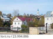 Купить «Виды города Касимов», фото № 23994886, снято 9 октября 2016 г. (c) Владимир Макеев / Фотобанк Лори