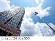 Купить «Modern office buildings, natural colorful tone», фото № 24062550, снято 3 июня 2014 г. (c) easy Fotostock / Фотобанк Лори