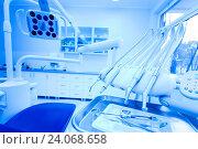 Купить «Dental clinic interior, bright colorful tone concept», фото № 24068658, снято 25 января 2014 г. (c) easy Fotostock / Фотобанк Лори