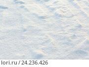 Купить «snow cover outdoors», фото № 24236426, снято 16 января 2014 г. (c) Syda Productions / Фотобанк Лори
