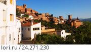 Купить «Summer view of Villafames, Spanish town», фото № 24271230, снято 16 мая 2016 г. (c) Яков Филимонов / Фотобанк Лори