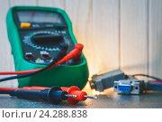 Setup, repair of electronic equipment. Develop or hobby-related electronics., фото № 24288838, снято 29 ноября 2016 г. (c) Александр Якимов / Фотобанк Лори